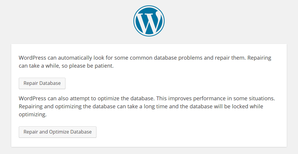 Error Establishing a Database Connection in WordPress