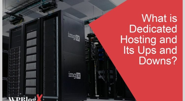 hat is Dedicated Hosting and server