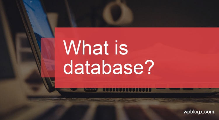 What is database, its types, and Pros &Cons