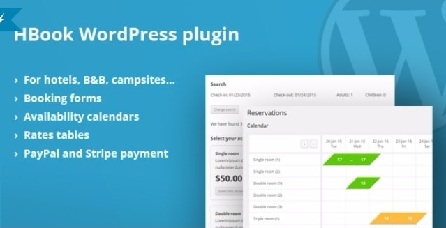 hbook wordpress plugin