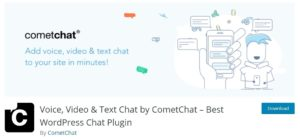 CometChat plugin