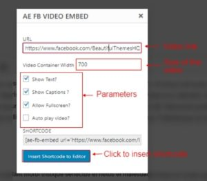 How to Embed a Facebook Video in WordPress? – WPBlogX