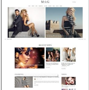 Mag WordPress theme