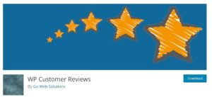 wp customer reviews