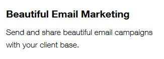 Wix Email