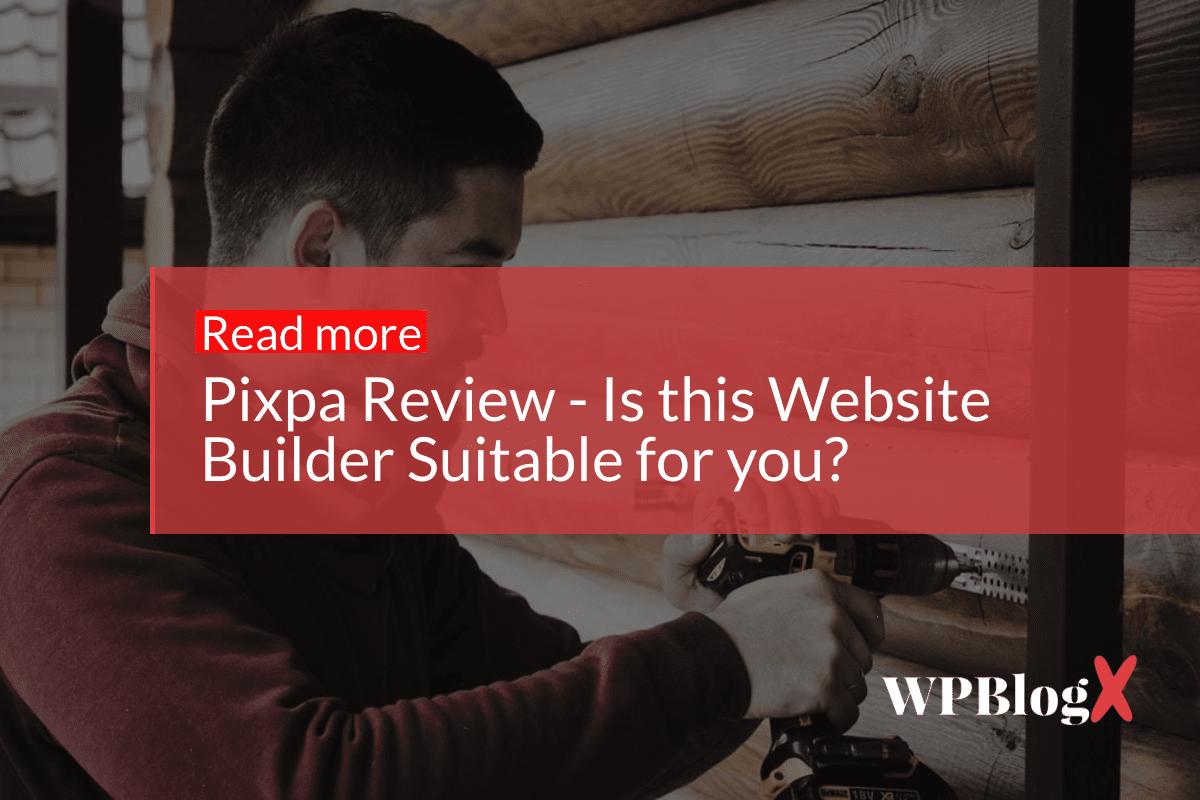 pixpa review